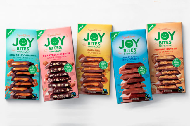 Russell Stover Chocolates Joy Bites