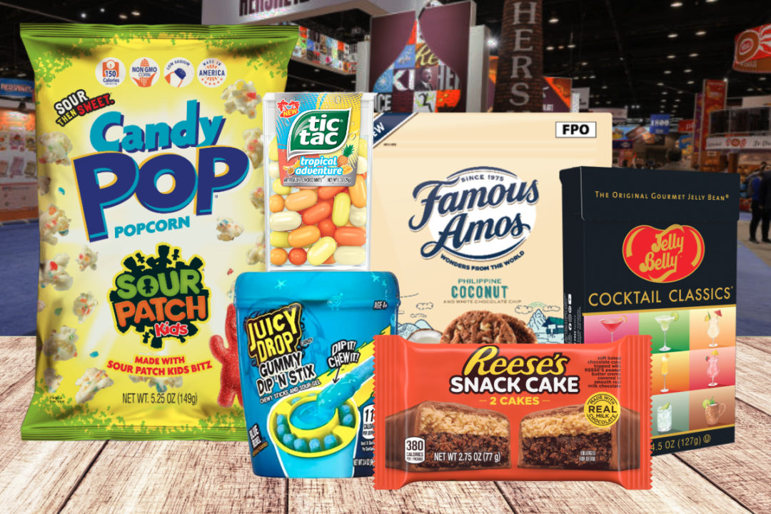 New products at Sweets & Snacks