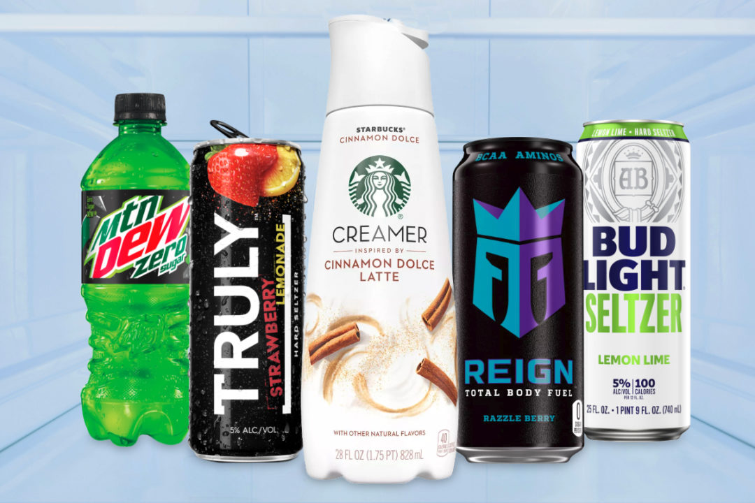 Top beverages