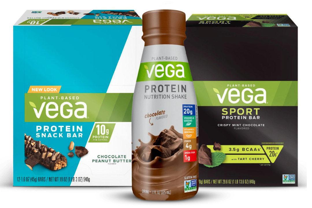 Vega plant-based products