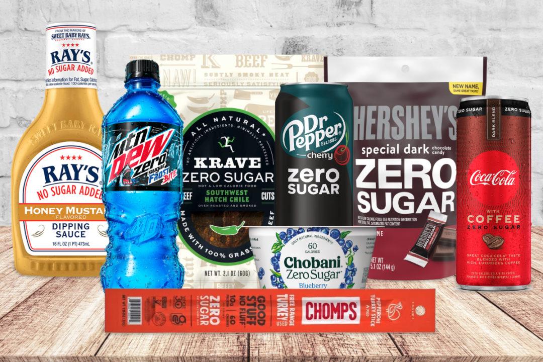Zero sugar innovation