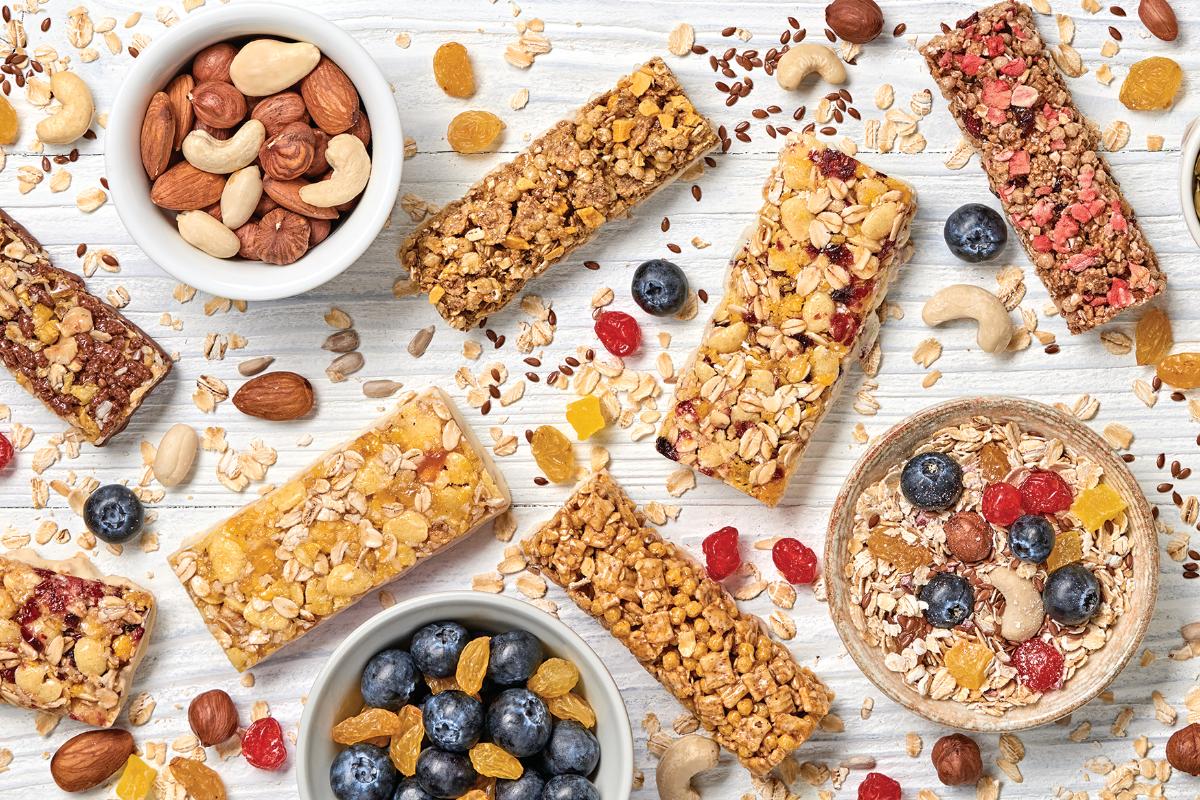Snack food ingredients lead