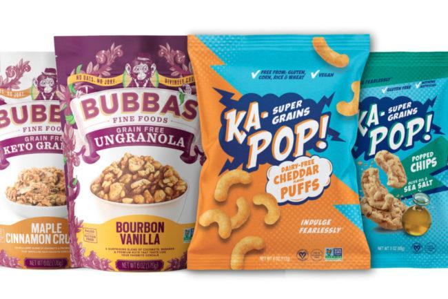 Awakened Foods products