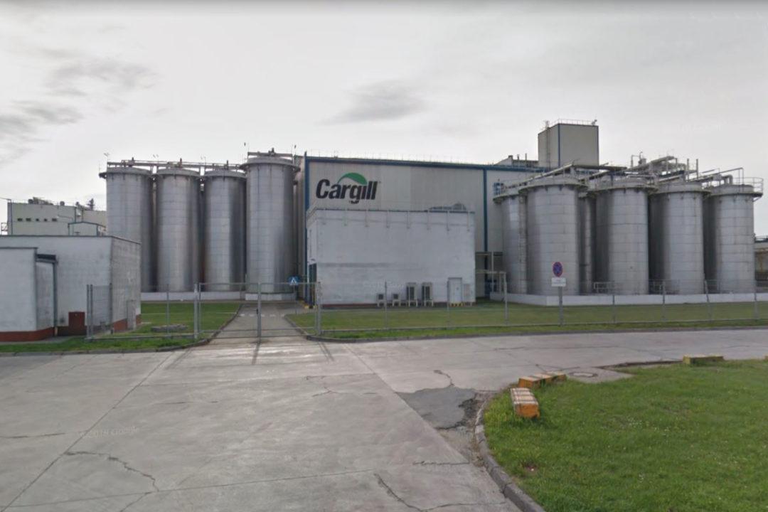 Cargill facility in Wroclaw, Poland
