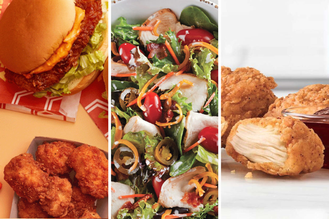 New chicken-centric menu items from Shake Shack, Newk's Eatery and Arby's