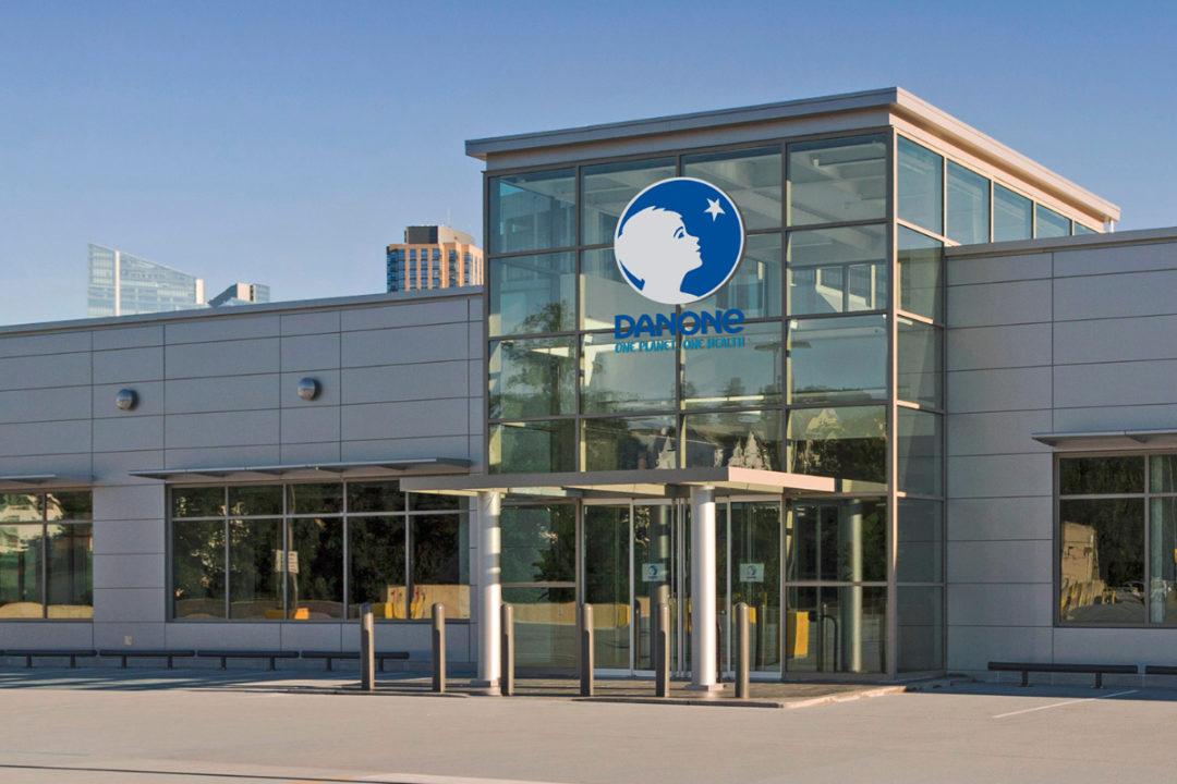 Danone facility