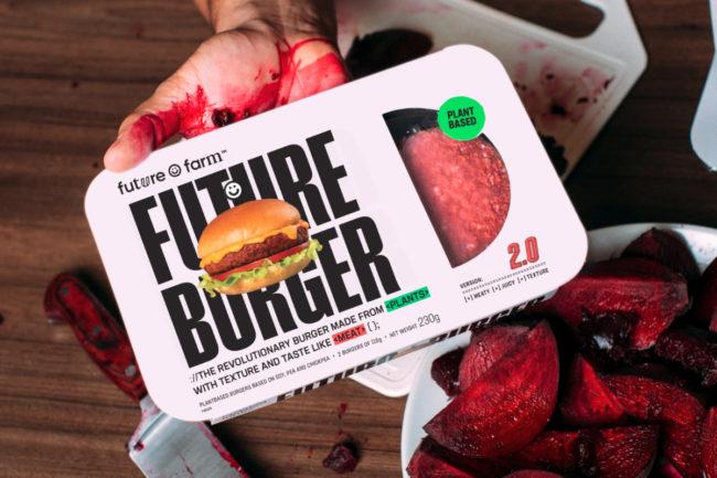 Future Farm Future Burger