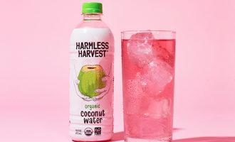 Harmlessharvestcoconutwater lead