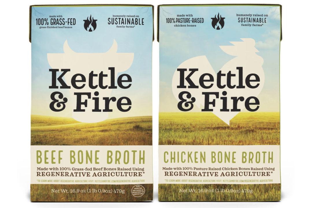 Kettle & Fire regenerative bone broth