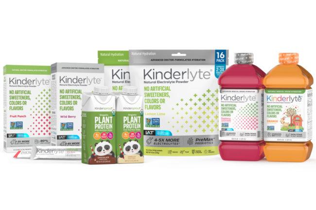 Kinderfarms products