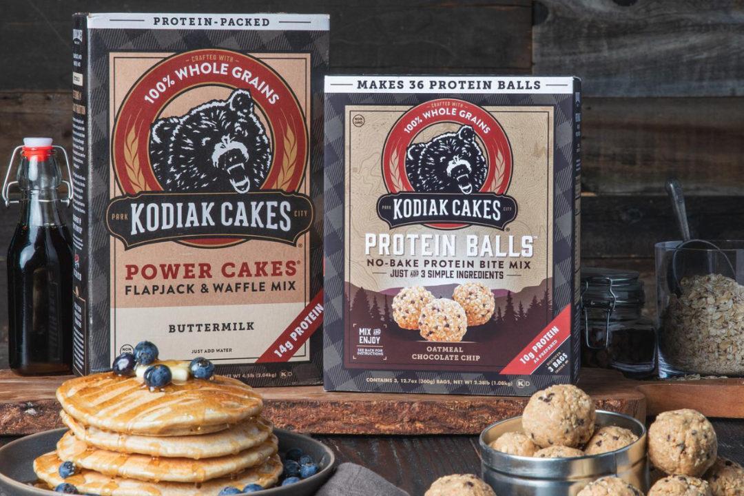 Kodiak Cakes Power Cakes and Protein Balls