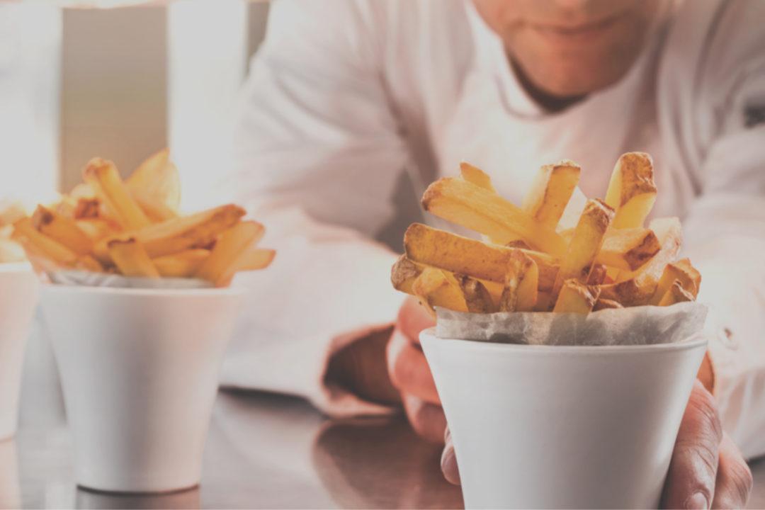 Lamb Weston foodservice fries