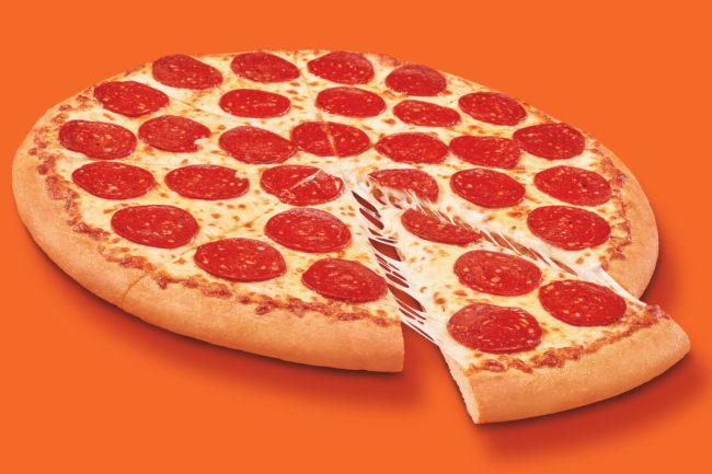 Little Caesars Planteroni Pizza