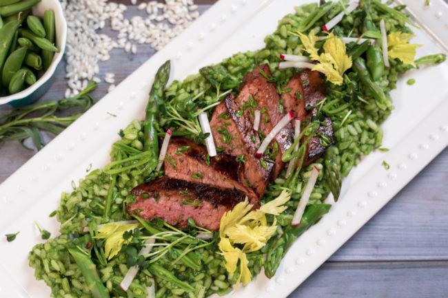 Meati Foods fungi-based steak alternative