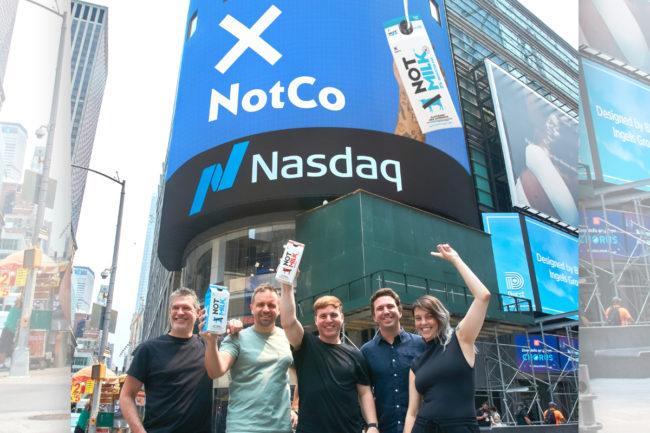 NotCo NASDAQ