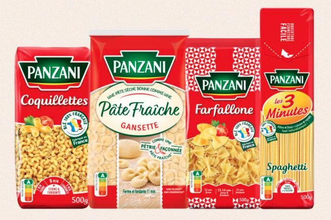 Panzani dry pasta