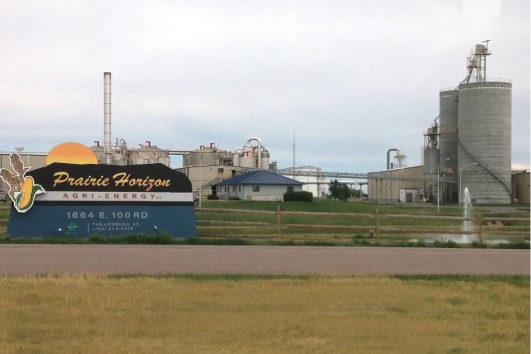 Prairie Horizon Agri-Energy biorefinery
