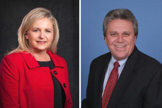 Valerie Jabbar and Steve McKinney, Kroger