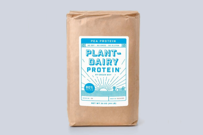 Plant Dairy protein from Green Boy Group