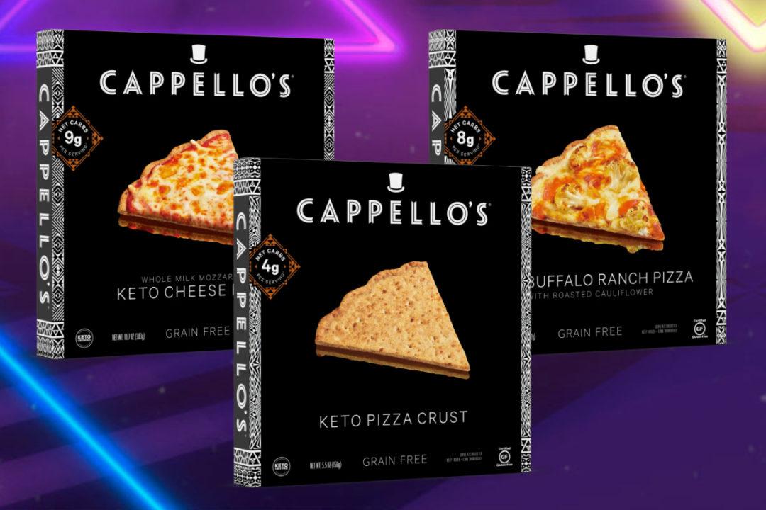 Cappello's Keto Pizza