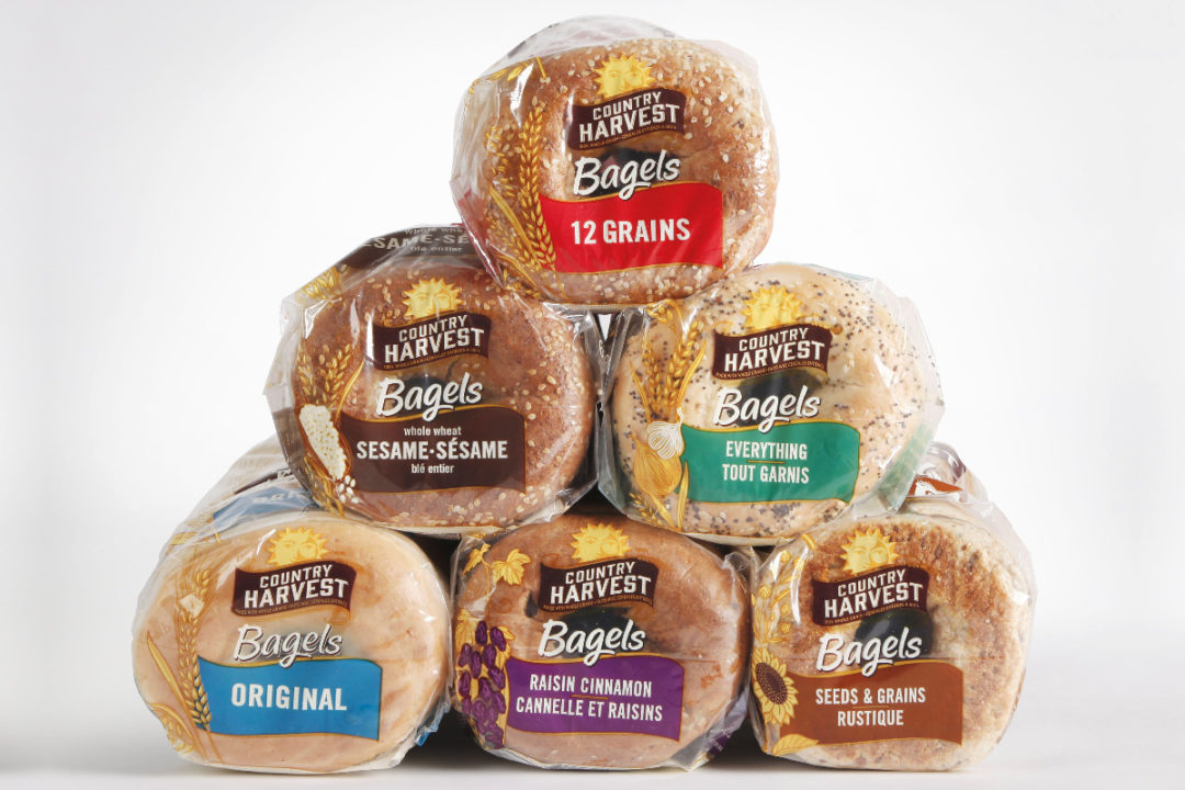 Country Harvest bagels