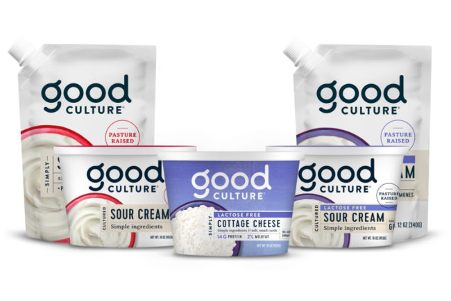 Good Culture products