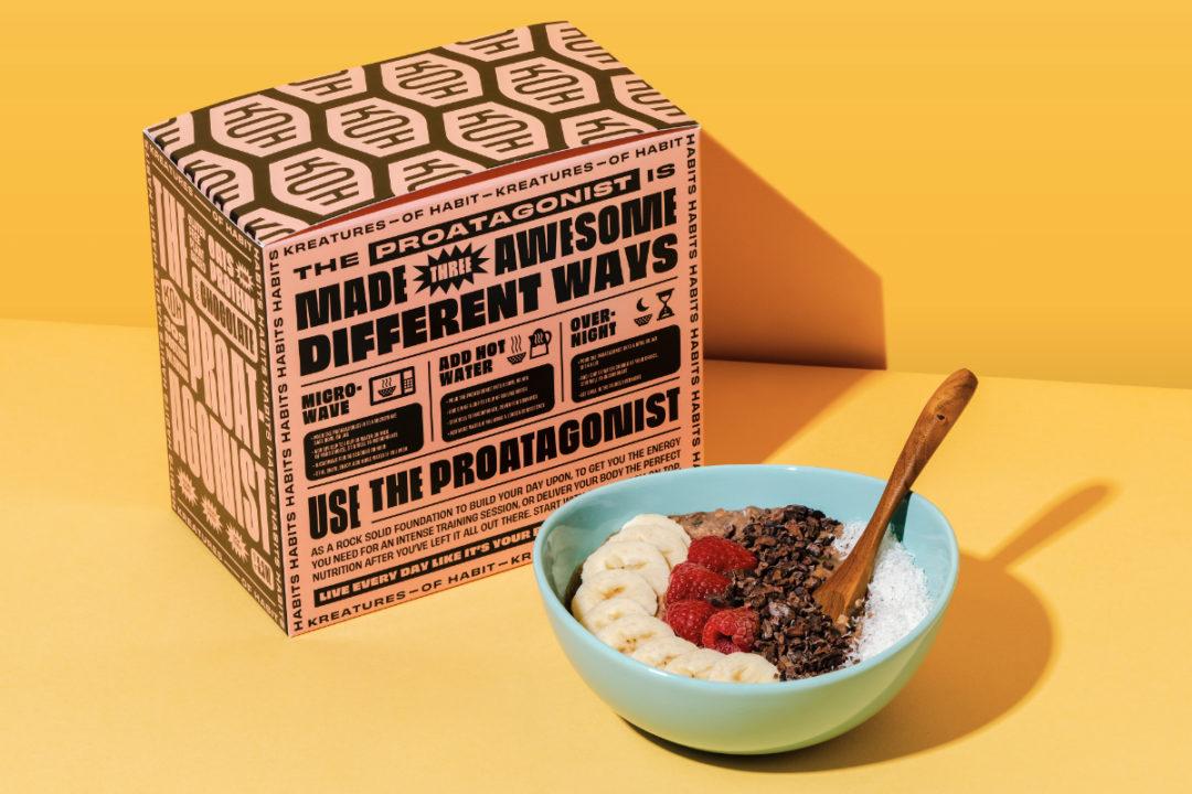Kreatures of Habit The PrOATagonist oatmeal