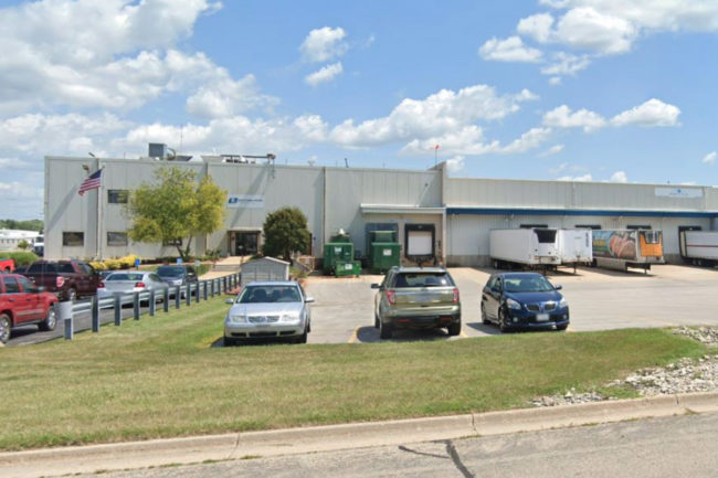 LD Foods plant in Jefferson, Wis.