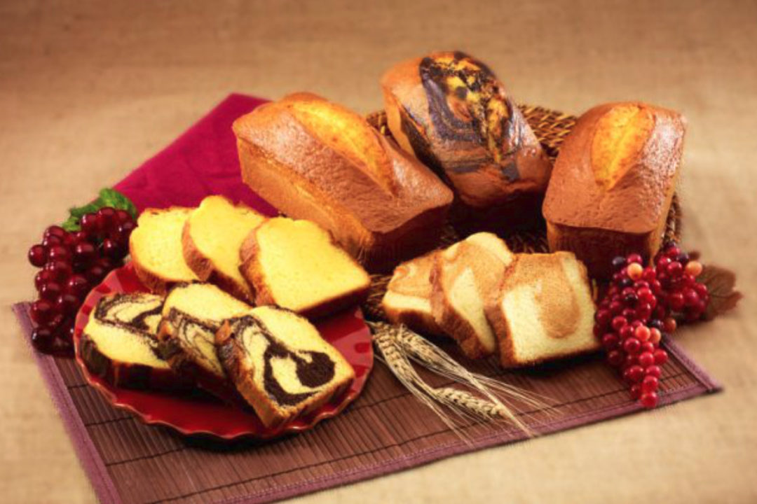 L&M Bakery loaf cakes