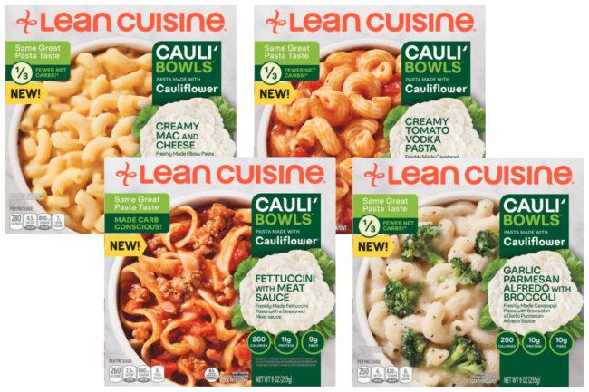 Lean Cuisine Cauli' Bowls