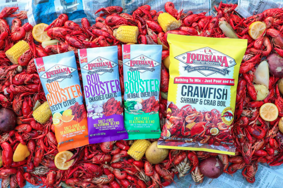 Louisiana Fish Fry Products, Inc. products