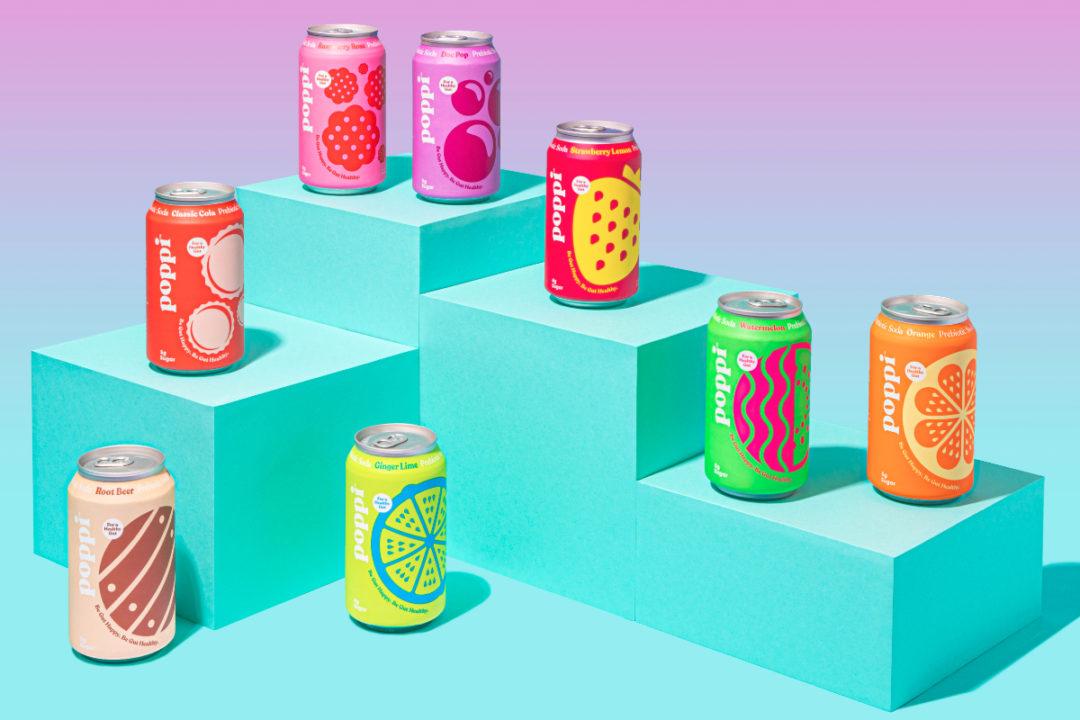 Poppi prebiotic soda