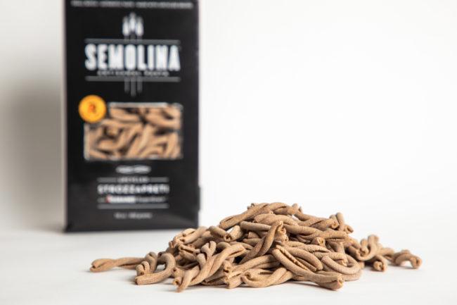 ReGrained Semolina Artisanal Pasta Strozzapreti