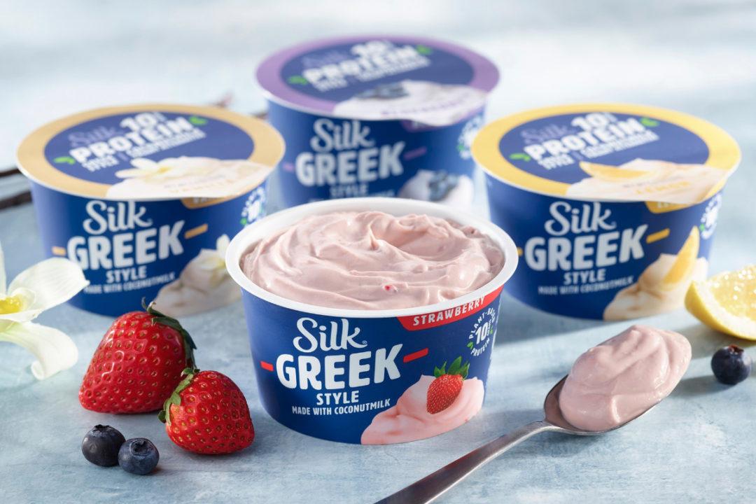 Silk Greek Style Coconutmilk Yogurt Alternatives
