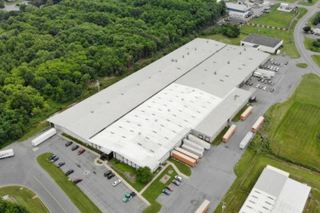Stir Foods Lancaster Pennsylvania facility
