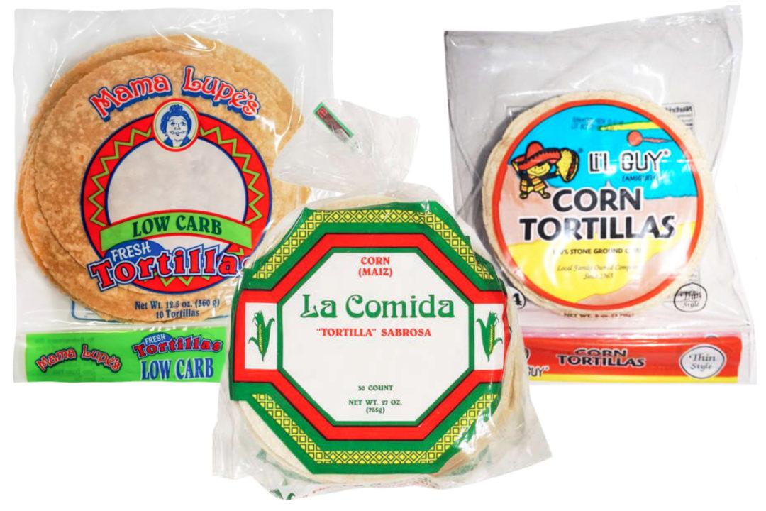 La Comida, Mama Lupe's and Li'l Guy tortillas