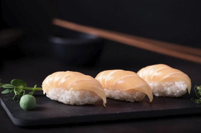 Aqua Cultured Foods sushi