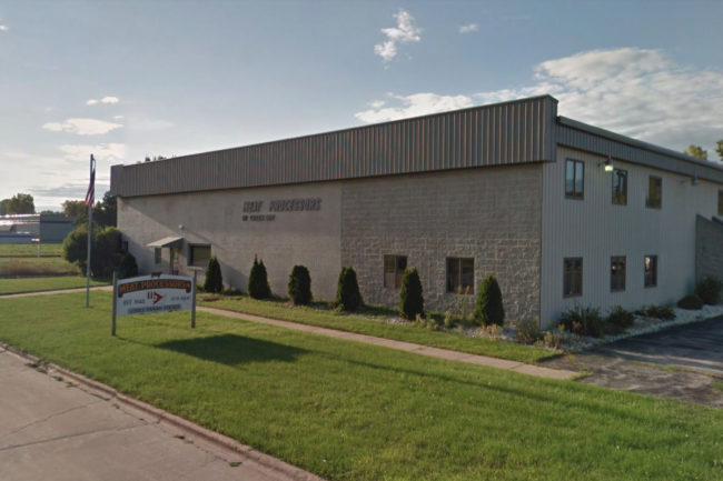 Meat Processors Inc. facility in Green Bay, WI