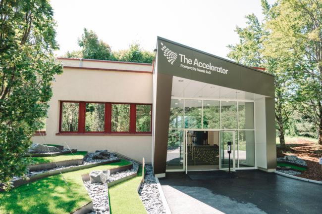 Nestle R&D Accelerator in Lausanne, Switzerland