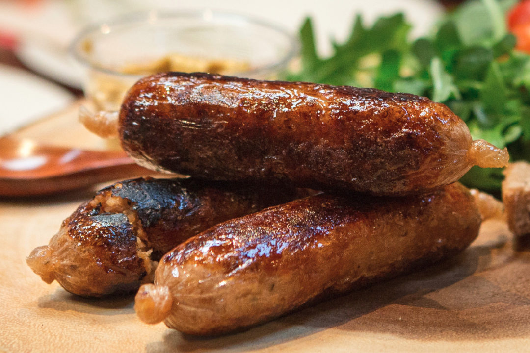 New Age Meats sausage