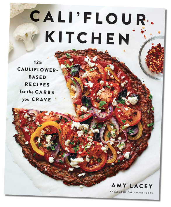 CaliFlour Kitchen cookbook