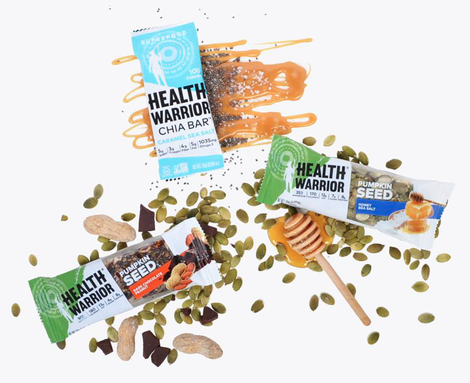 Health Warrior bars
