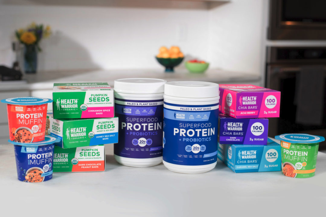 Health Warrior products, PepsiCo