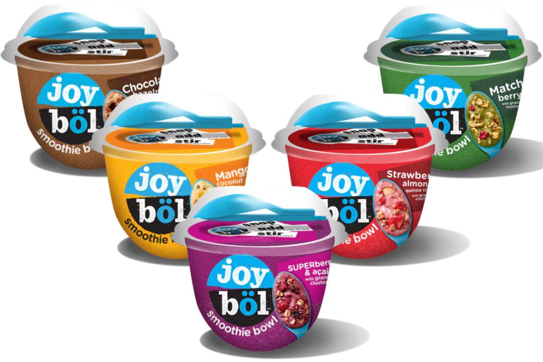 Kellogg Joybol smoothie bowls