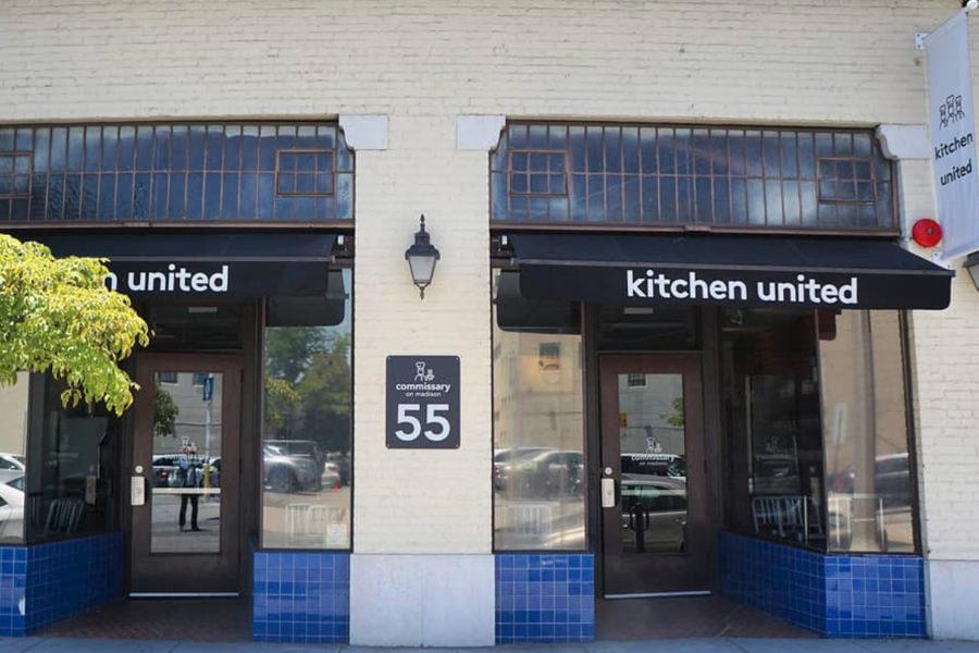 Kitchen United store front