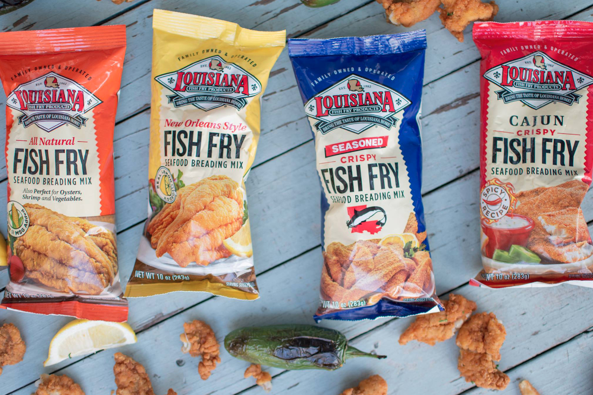 Louisiana Fish Fry Products Ltd.