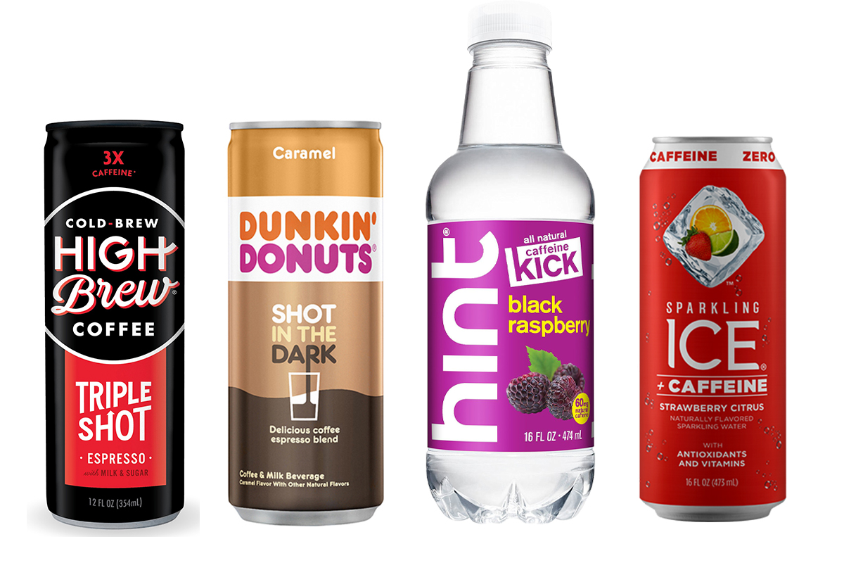 Beverage products at NACS