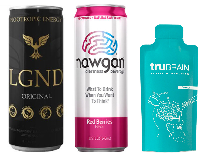 Nootropic beverages