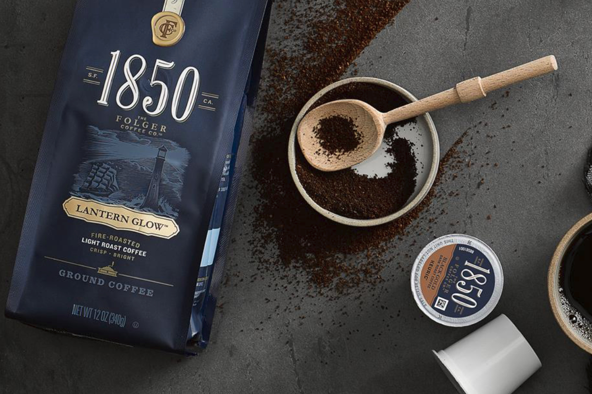 Smucker 1850 coffee