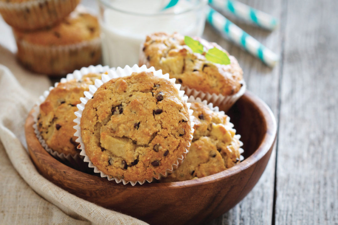 Beneo calorie-reduced muffins